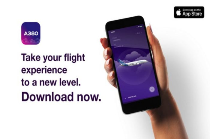 Airbus launches iflyA380 augmented reality iOS app
