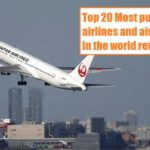 Top 20 Most punctual airlines and airports in the world revealed – 2017-18