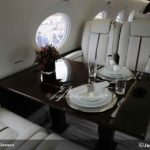 Gulfstream 650 ER in pictures at Singapore Airshow.