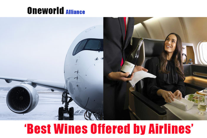 Top 5 Airlines With the Best Wine Lists by One world Alliance