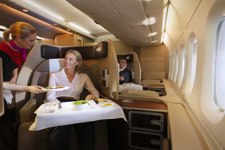 Qantas Airline : Top 5 Airlines With the Best Wine Lists by One world Alliance
