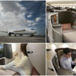 Singapore Airlines Unveils New Regional Cabin Products fitted on its new Boeing 787-10