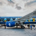 The Smurfs now fly with Brussels Airlines with Aerosmurf : Belgium