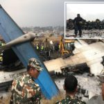 Bangladeshi plane crashes in Nepal, killing at least 50