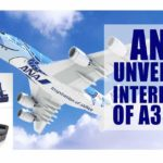 ANA Unveils the Features of Airbus A380