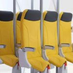 A new 'standing up seat' could be the future of air travel