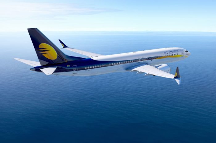 India's Jet Airways agrees to buy 75 Boeing 737 MAX jets worth $8.8 billion