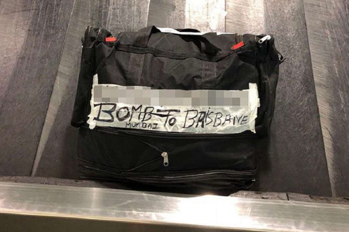 Brisbane Airport Shuts Down After Indian Granny's 'Bomb' Luggage Causes Panic