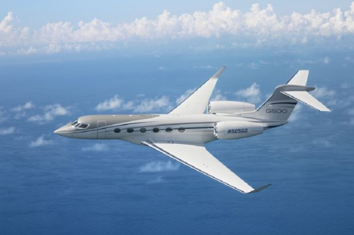Gulfstream G500 demonstrated both its maturity and reliability by establishing eight new city-pair