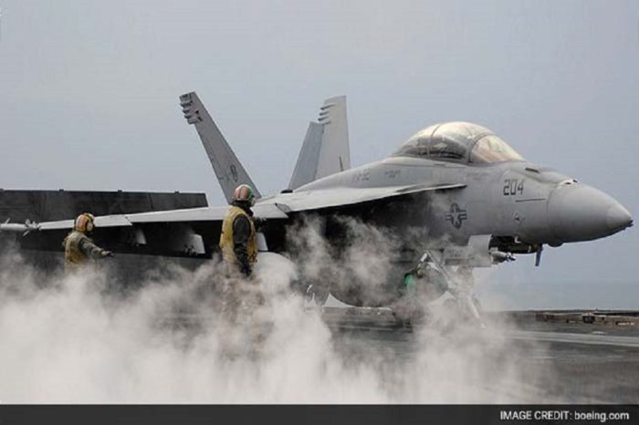 Boeing signs pact to make F/A-18 Super Hornet fighter jets in India