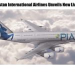 Pakistan's national airline revamps fleet Including New Livery on an A380