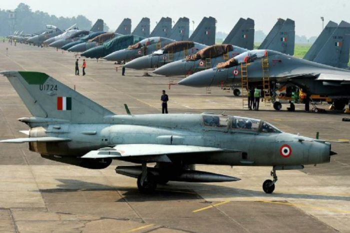 Indian Air Force jets do 5,000 sorties in 72 hours on western front