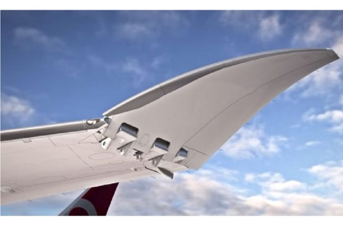 Boeing's folding wingtips get the FAA approval