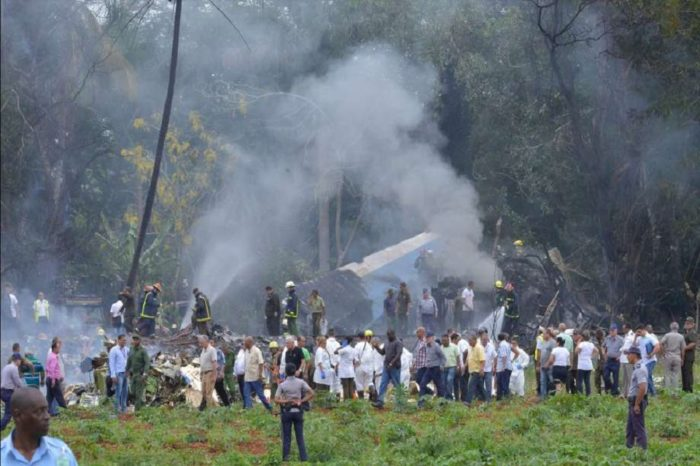 100 dead after Boeing 737 crashes in Havana