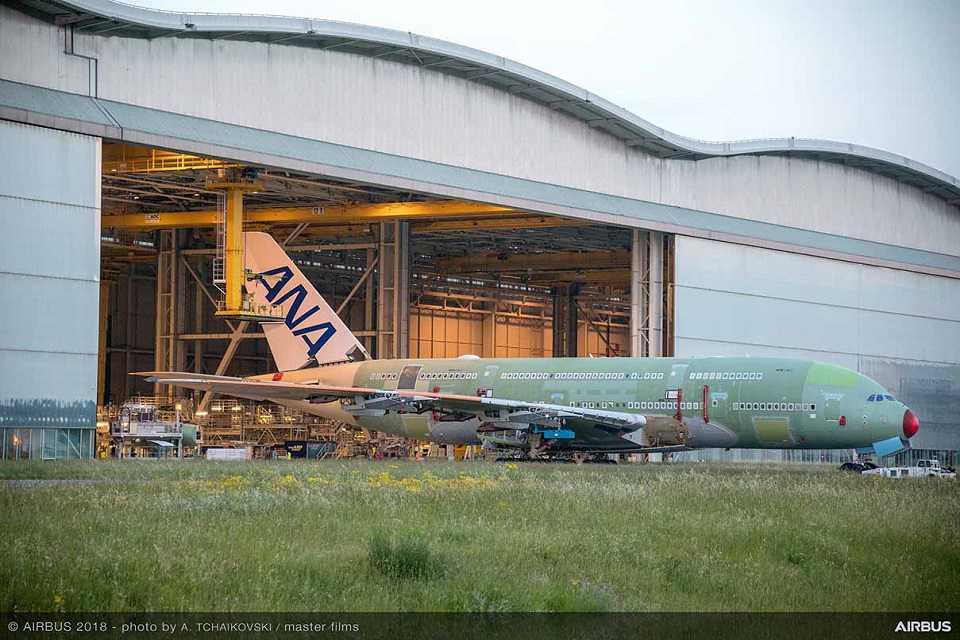 Pic courtesy : Airbus