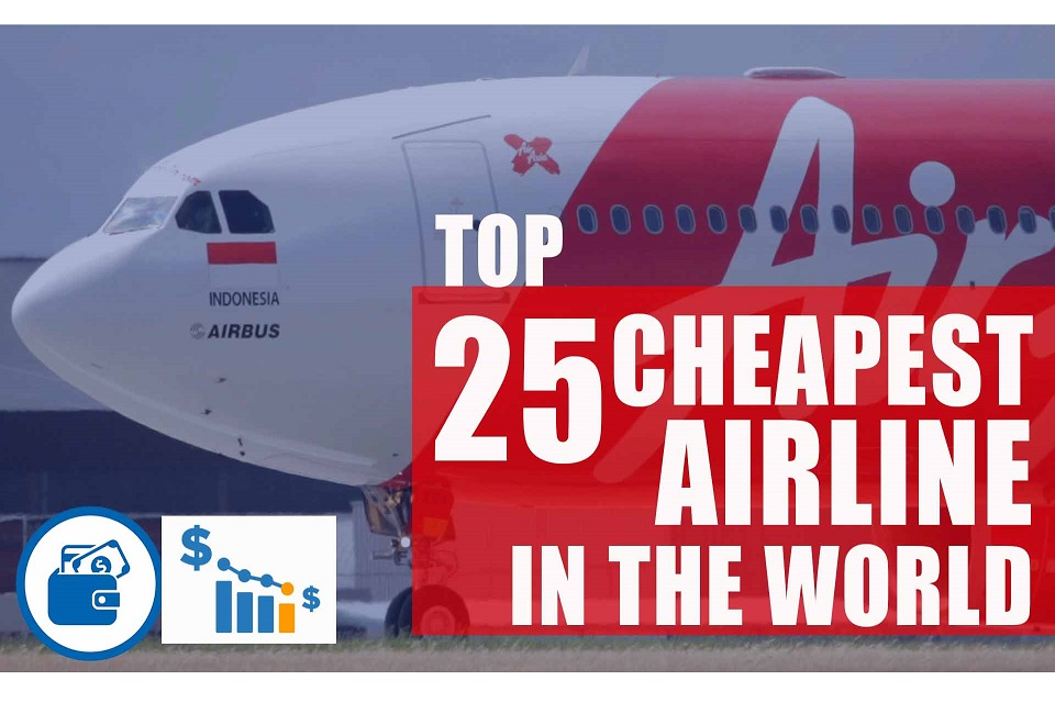 What's the world's cheapest international airline?