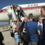 North Korea requests opening of new international air routes