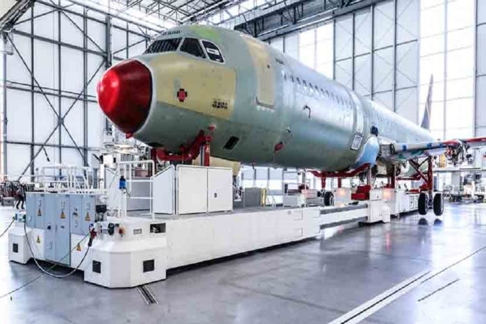 Airbus inaugurates Hamburg's fourth A320 Family production line