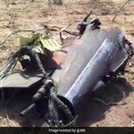 Pilot Killed After Air Force's Jaguar Fighter Jet Crashes In Gujarat