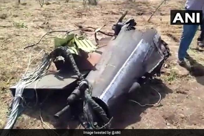 Pilot Killed After Air Force's Jaguar Fighter Jet Crashes In Gujarat