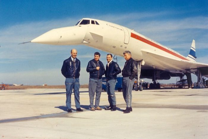 The day Concorde flew into the history books